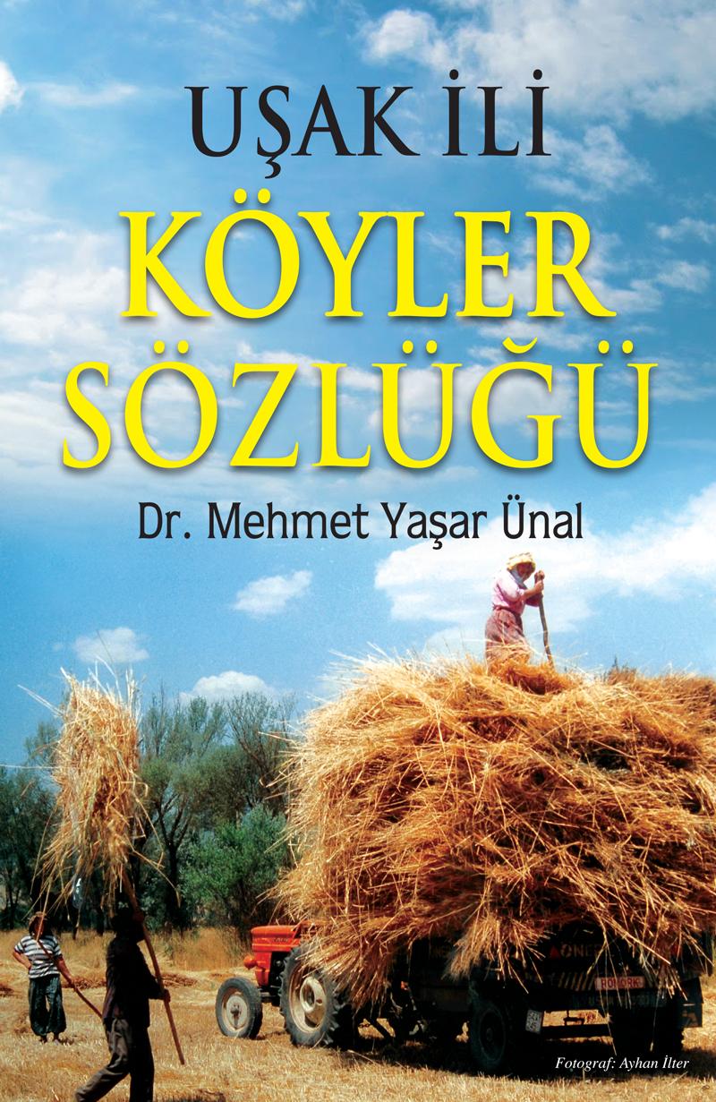 Uşak İli KöylerSözlüğü